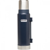 Stanley Classic Vacuum Insulated Bottle, Navy - 1.3 Litre