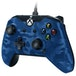 PDP Deluxe Wired Controller Blue Camo for Xbox One - Image 2
