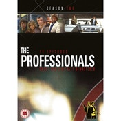 The Professionals Season 2 DVD