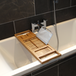 Extendable Bamboo Bath Caddy | M&W - Image 7