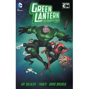 Green Lantern: The Animated Series Volume 2