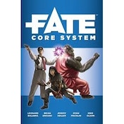 Fate Core System Roleplaying Book