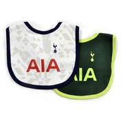 Spurs Two Pack Bib Set Home And Away One Size