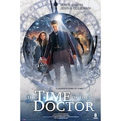 Doctor Who The Time of the Doctor Maxi Poster
