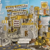 King Gizzard & The Lizard Wizard With Mild High Club - Sketches Of Brunswick East Vinyl