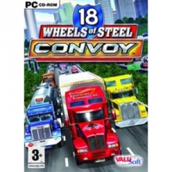18 Wheels of Steel Convoy Game PC