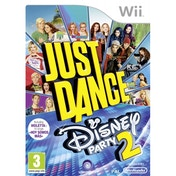 Just Dance Disney Party 2 Wii Game