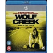 Wolf Creek Blu-Ray