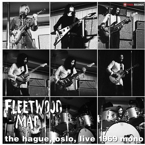 Fleetwood Mac ‎– Live 1969 - Oslo & The Hague Vinyl