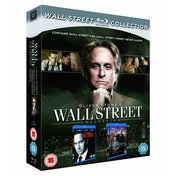 Wall Street 1 And 2 Blu-ray