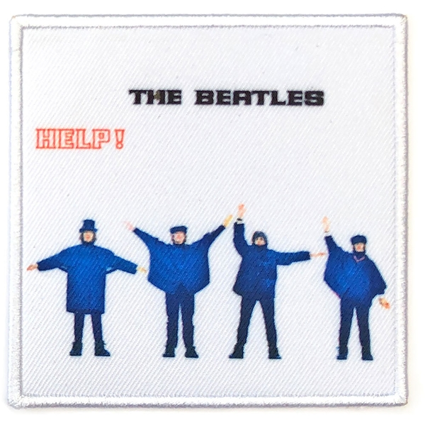 The Beatles - Help! Album Cover Standard Patch