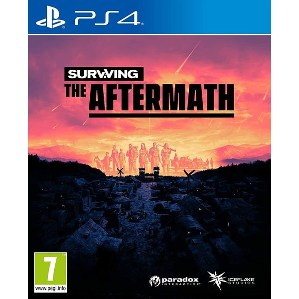 Surviving the Aftermath Day One Edition PS4 Game