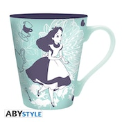 Disney - Alice & Cheshire Cat Tea Mug