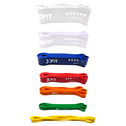 Resistance Loop Band Crossfit, Exercise, Strength, Weight Training XFit 5 Pack (XX-Light to Heavy)