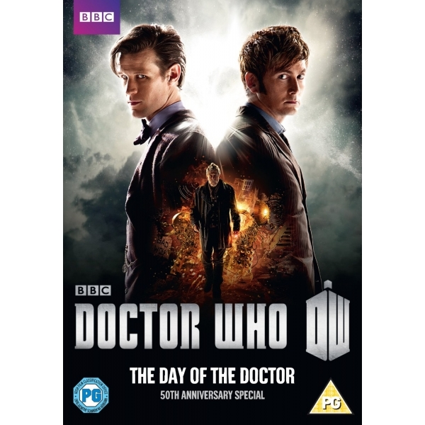 Doctor Who - The Day Of The Doctor (50th Anniversary) DVD