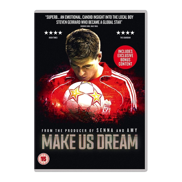 Make Us Dream DVD