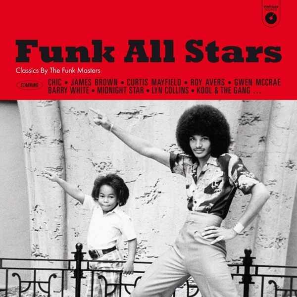 Various - Funk All Stars Classics By The Funk Masters Vinyl