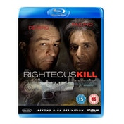 Righteous Kill Blu-Ray