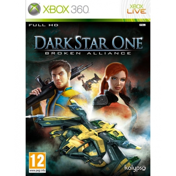 Darkstar One Broken Alliance Game Xbox 360