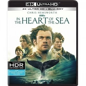 In the Heart of the Sea 4K Blu-Ray