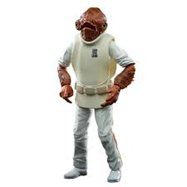 Admiral Ackbar (Star Wars) Black Series Return of the Jedi Action Figure - Image 1