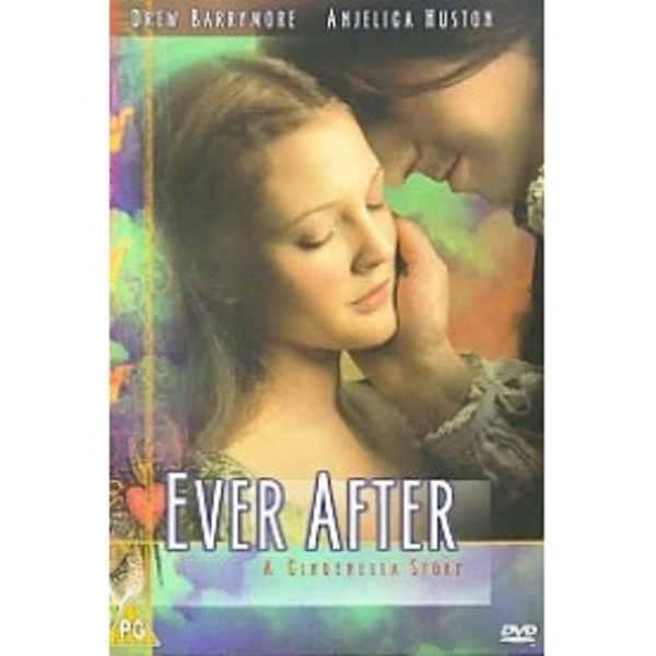 Ever After A Cinderella Story DVD