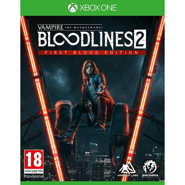 Vampire The Masquerade Bloodlines 2 Xbox One Game - Image 1