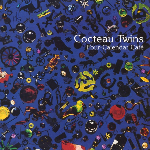 Cocteau Twins - Four Calender Cafe Vinyl
