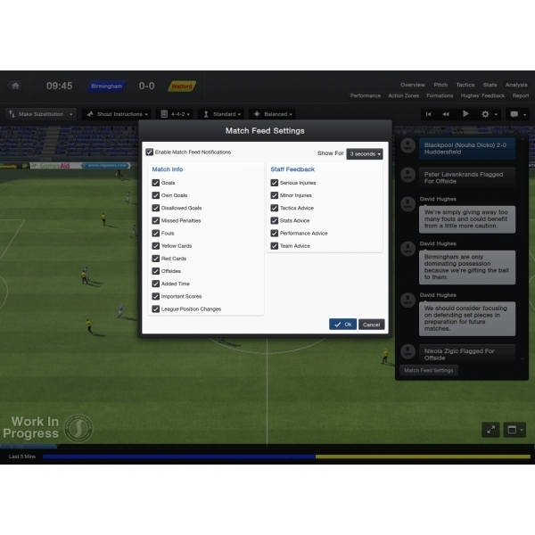Football Manager 2013 PC &  Mac Game (Boxed and Digital Code) - Image 4