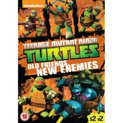 Teenage Mutant Ninja Turtles - Season 2, Vol. 2: Old Friends, New Enemies DVD