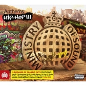 Ministry of Sound Anthems Hip Hop 3 3CD