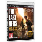 The Last Of Us Game Of The Year GOTY Edition PS3 Game