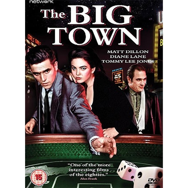 The Big Town DVD