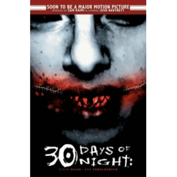30 Days Of Night Paperback