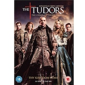 The Tudors - Season 3 DVD