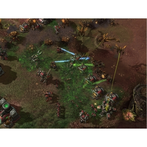 StarCraft II 2 Heart Of The Swarm PC CD Key Download for Battle - Image 4