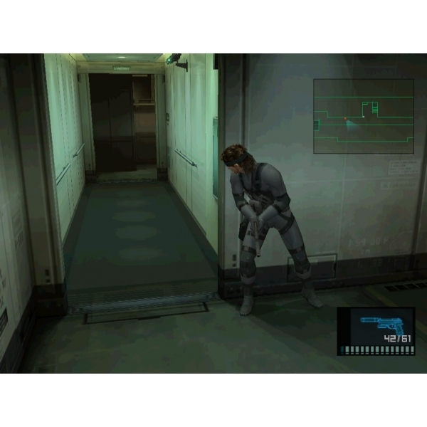 Metal Gear Solid 2 Substance Game PS2 - Image 2