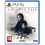 A Plague Tale Innocence PS5 Game