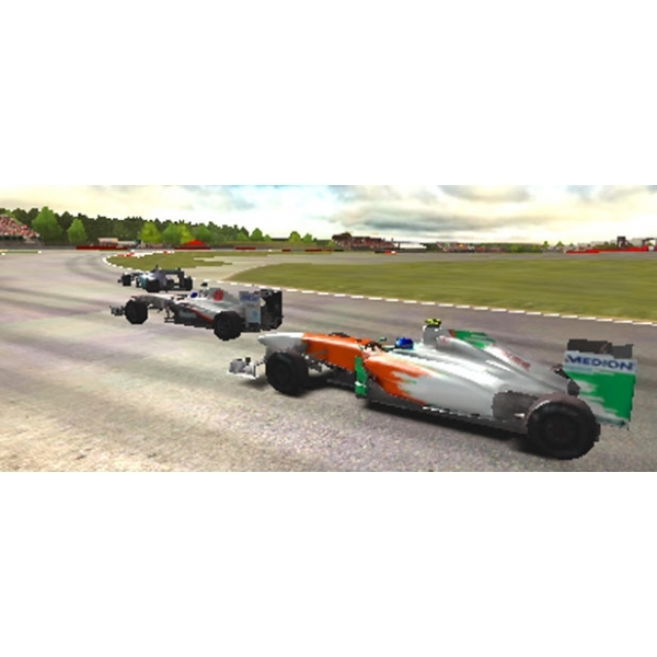 F1 2011 Game 3DS