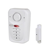 Xavax Window/Door Alarm Sensor with PIN Code