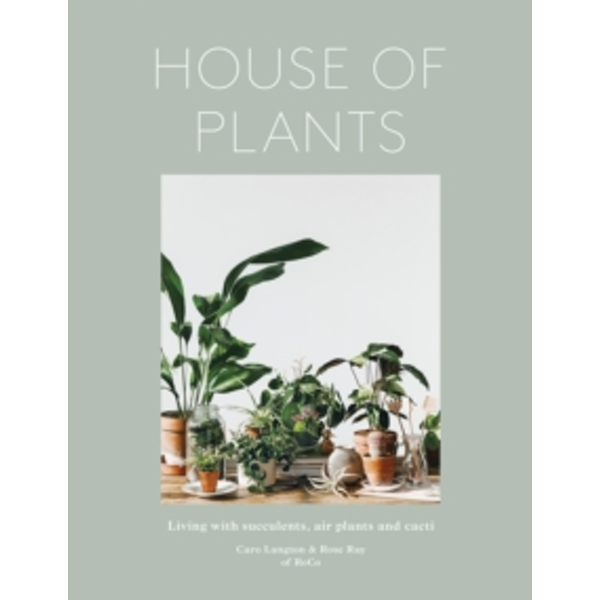 House of Plants : Living with Succulents, Air Plants and Cacti
