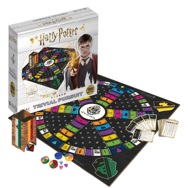 Trivial Pursuit Harry Potter - Ultimate Edition [Damaged Box]