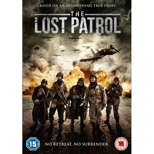 The Lost Patrol DVD
