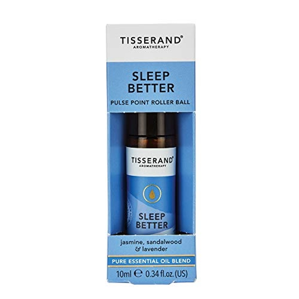 Tisserand Aromatherapy Sleep Better Roller Ball 10ml