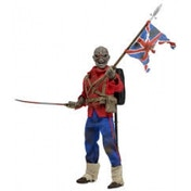 Neca Iron Maiden Clothed 8 Inch Figure Iron Maiden Trooper