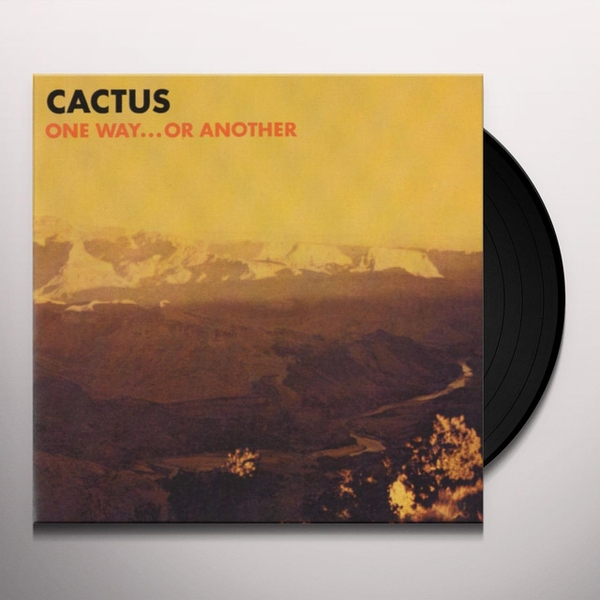 Cactus - One Way...Or Another Vinyl