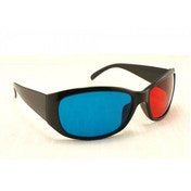 Thumbs Up! High Quality 3D Cinema Glasses Red and Blue