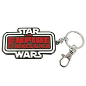 Empire Strikes Back Logo Metal Key Chain