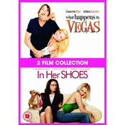 What Happens In Vegas / In Her Shoes Double Double Pack DVD