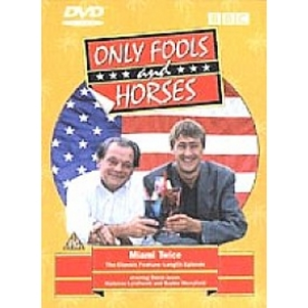 Only Fools And Horses Miami Twice DVD